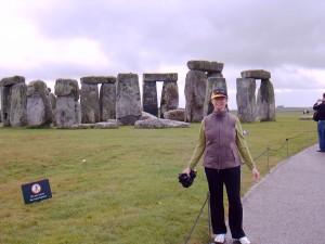 Stonehenge, England, 2007