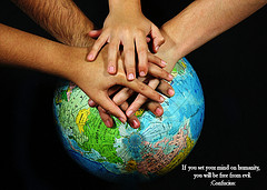 An opportunity to join the World together