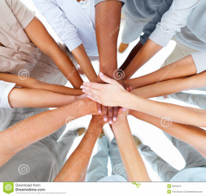 http://www.dreamstime.com/stock-images-business-people-hands-overlapping-to-show-teamwork-image6524574
